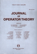 Journal of Operator Theory